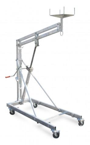 etramo beam lift 600 kg. Black Bedroom Furniture Sets. Home Design Ideas